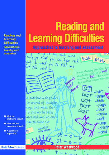 Reading and Learning Difficulties book cover