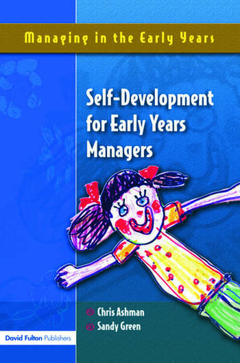 Self Development for Early Years Managers book cover