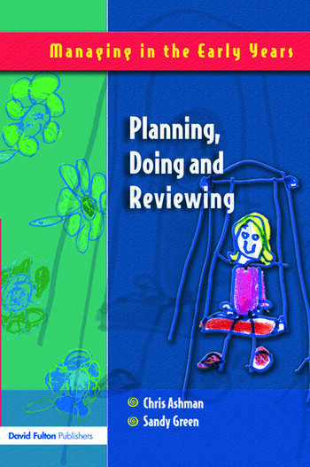 Planning, Doing and Reviewing book cover