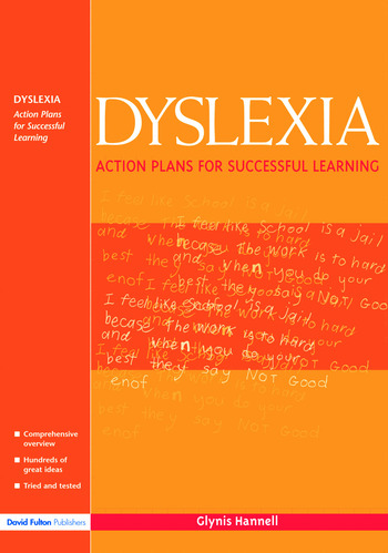 Dyslexia Action Plans for Successful Learning book cover