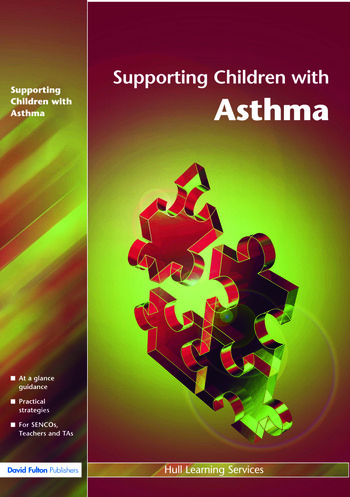 Supporting Children with Asthma book cover