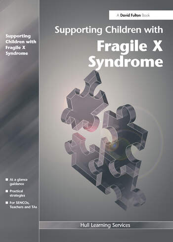 Supporting Children with Fragile X Syndrome book cover