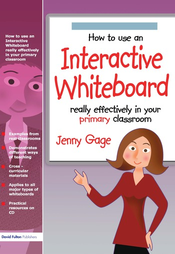 How to Use an Interactive Whiteboard Really Effectively in Your Primary Classroom book cover