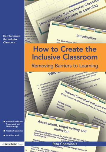 How to Create the Inclusive Classroom Removing Barriers to Learning book cover
