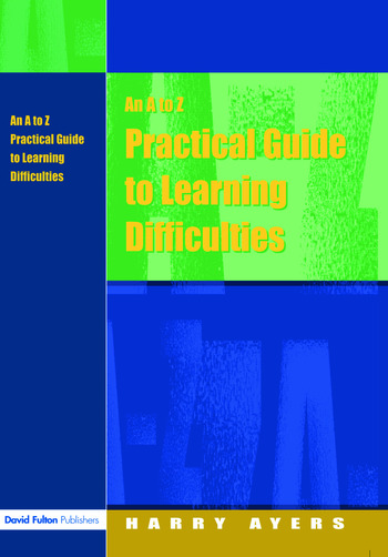 An A to Z Practical Guide to Learning Difficulties book cover