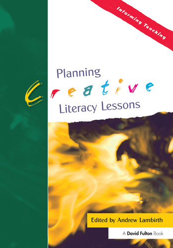 Planning Creative Literacy Lessons book cover
