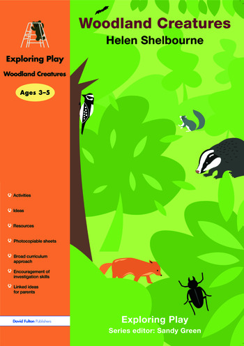 Woodland Creatures book cover
