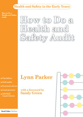 How to do a Health and Safety Audit book cover