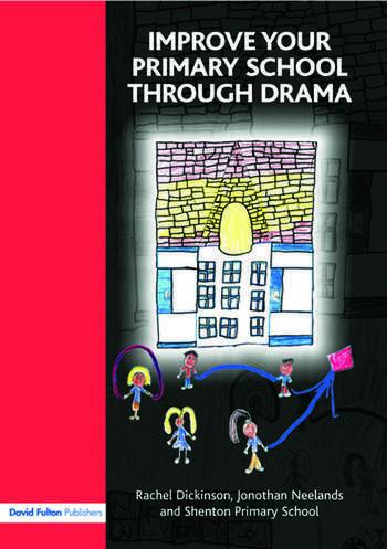 Improve your Primary School Through Drama book cover