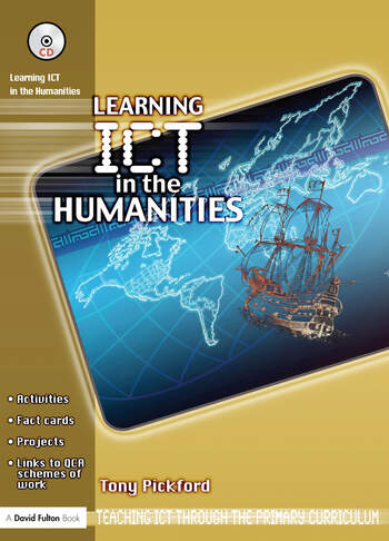 Learning ICT in the Humanities book cover