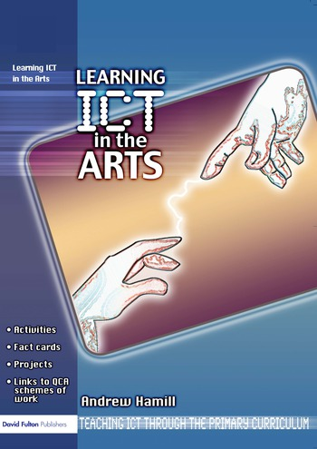 Learning ICT in the Arts book cover