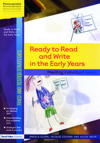 Ready to Read and Write in the Early Years Meeting Individual Needs book cover
