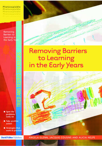 Removing Barriers to Learning in the Early Years book cover