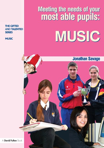 Meeting the Needs of Your Most Able Pupils in Music book cover