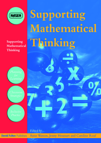 Supporting Mathematical Thinking book cover