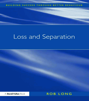 Loss and Separation book cover