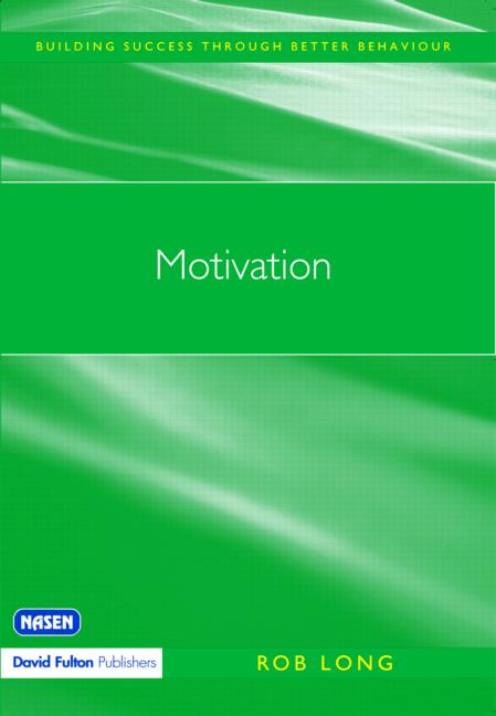 Motivation book cover