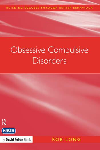 Obsessive Compulsive Disorders book cover
