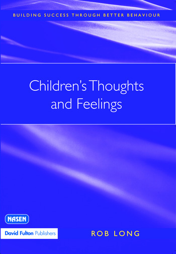 Children's Thoughts and Feelings book cover