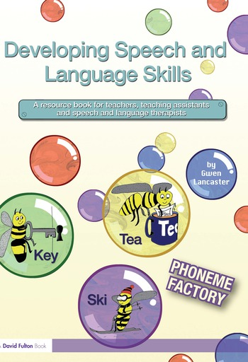 Developing Speech and Language Skills Phoneme Factory book cover