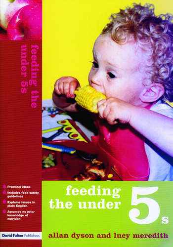 Feeding the Under 5s book cover