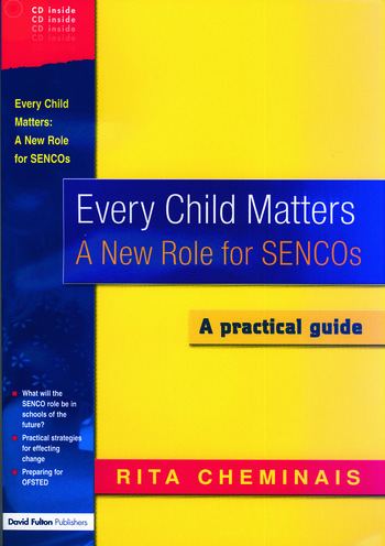 Every Child Matters A New Role for SENCOS book cover