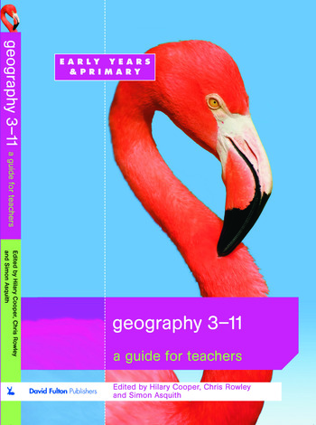 Geography 3-11 A Guide for Teachers book cover