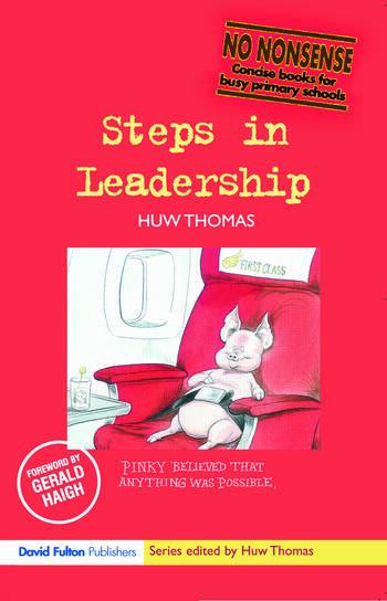 Steps in Leadership book cover