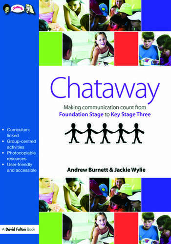 Chataway Making Communication Count, from Foundation Stage to Key Stage Three book cover
