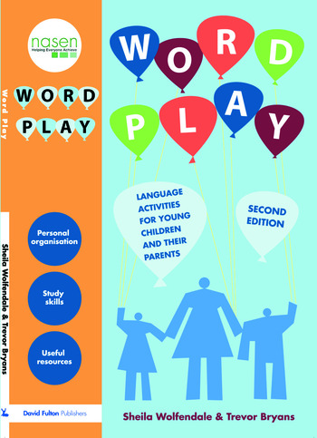 Word Play Language Activities for Young Children book cover