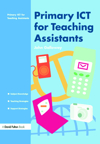 Primary ICT for Teaching Assistants book cover