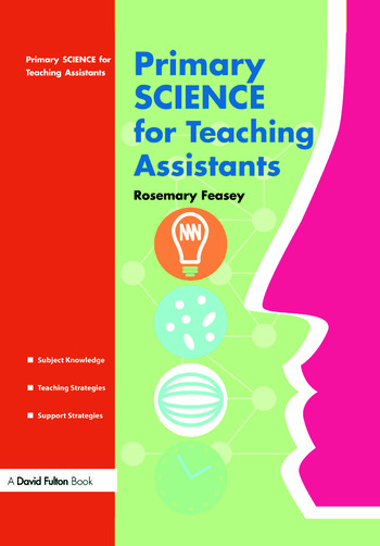 Primary Science for Teaching Assistants book cover
