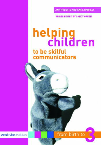 Helping Children to be Skilful Communicators book cover