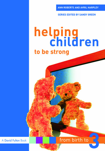 Helping Children to be Strong book cover