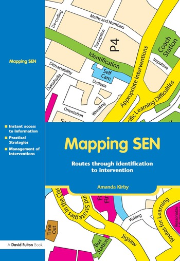 Mapping SEN Routes through Identification to Intervention book cover