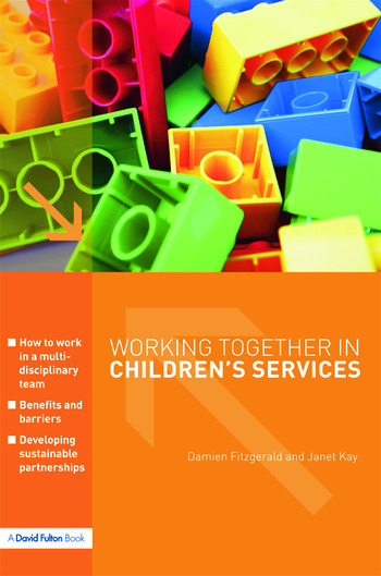 Working Together in Children's Services book cover