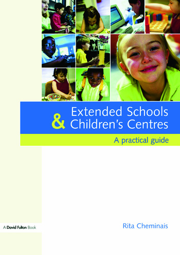 Extended Schools and Children's Centres A Practical Guide book cover