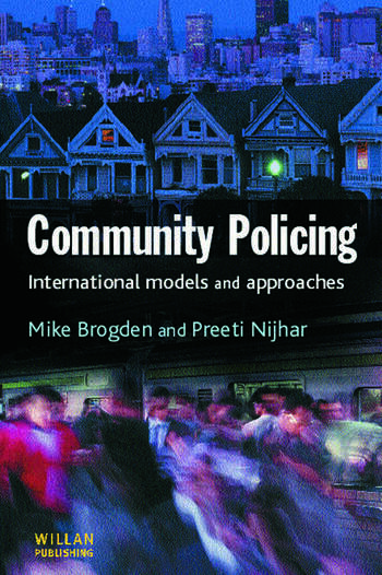 Community Policing book cover