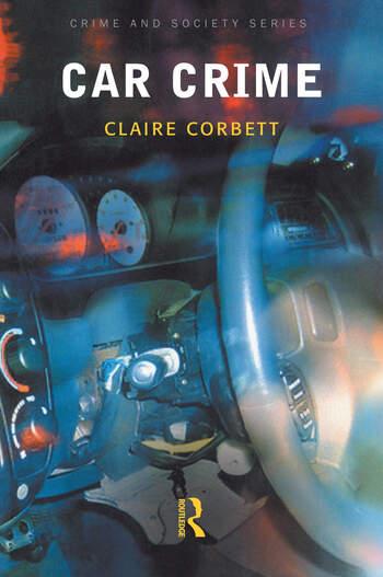 Car Crime book cover