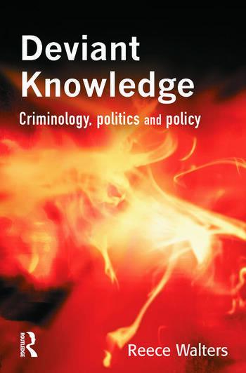 Deviant Knowledge book cover