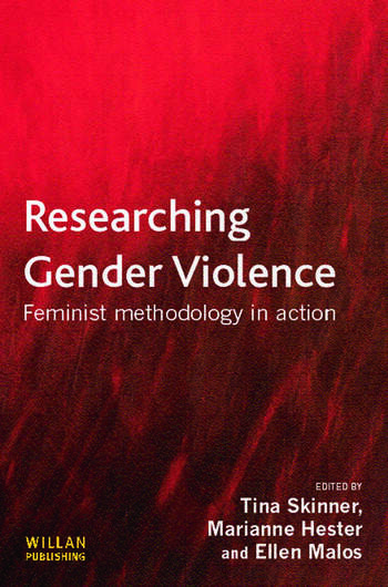 Researching Gender Violence book cover