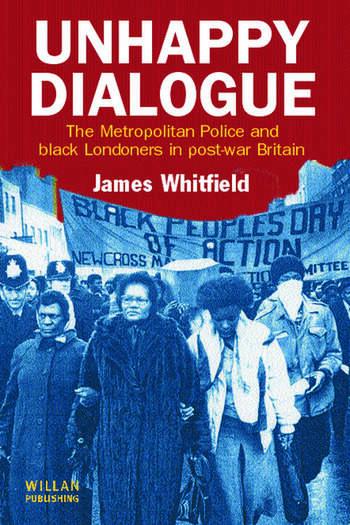 Unhappy Dialogue book cover