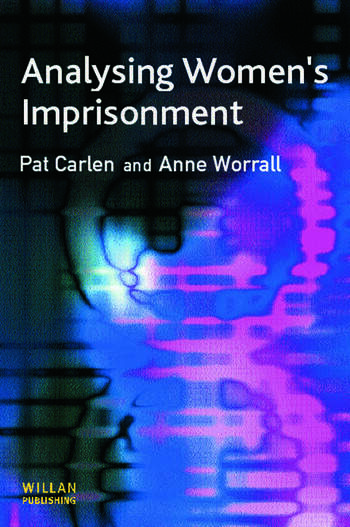 Analysing Women's Imprisonment book cover