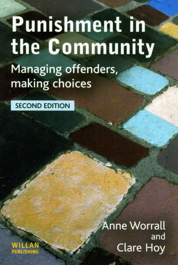 Punishment in the Community book cover