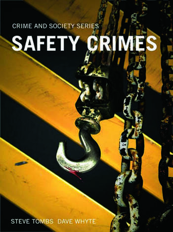 Safety Crimes book cover