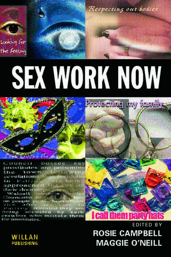 Sex Work Now book cover
