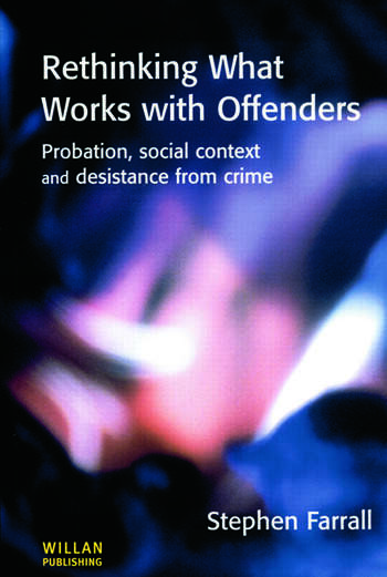 Rethinking What Works with Offenders book cover