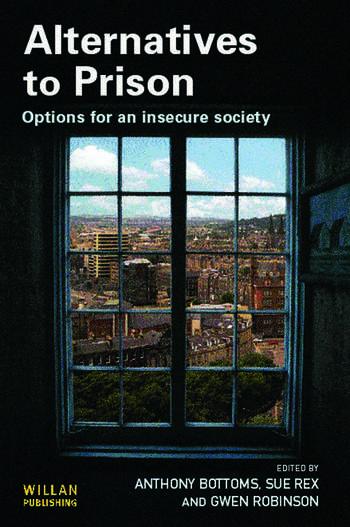 Alternatives to Prison book cover