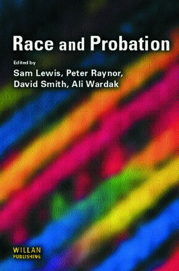 Race and Probation book cover