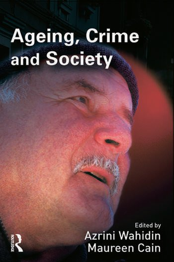 Ageing, Crime and Society book cover